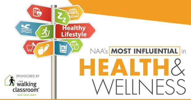 NAA's Most Influential in Health and Wellness 2017