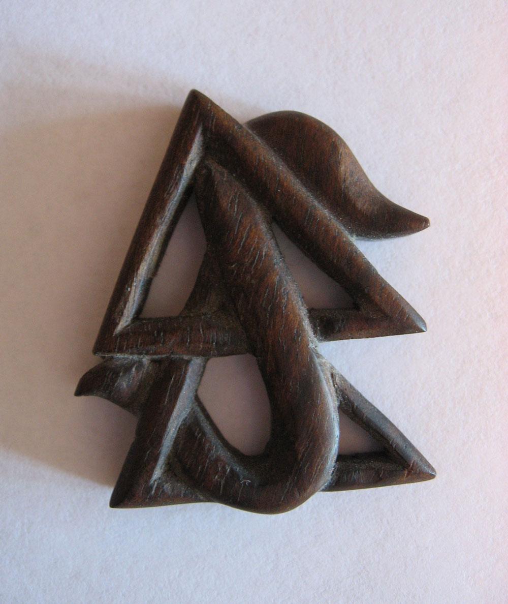 Саентологические треугольники