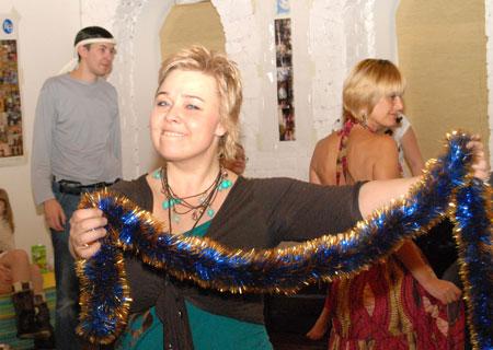 Маша Купчинская с песней Ночь