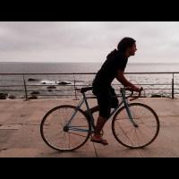 apenas pedalar ao nosso ritmo