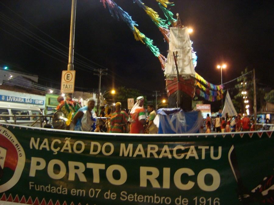 Porto Rico Carnaval 2010 Santa maria