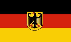 Deutschlandfahne-mit-Adler