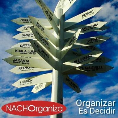 Organizar Es Decidir