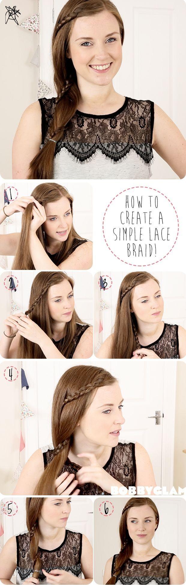 Simple-Lace-Braid-Hair-Tutorial