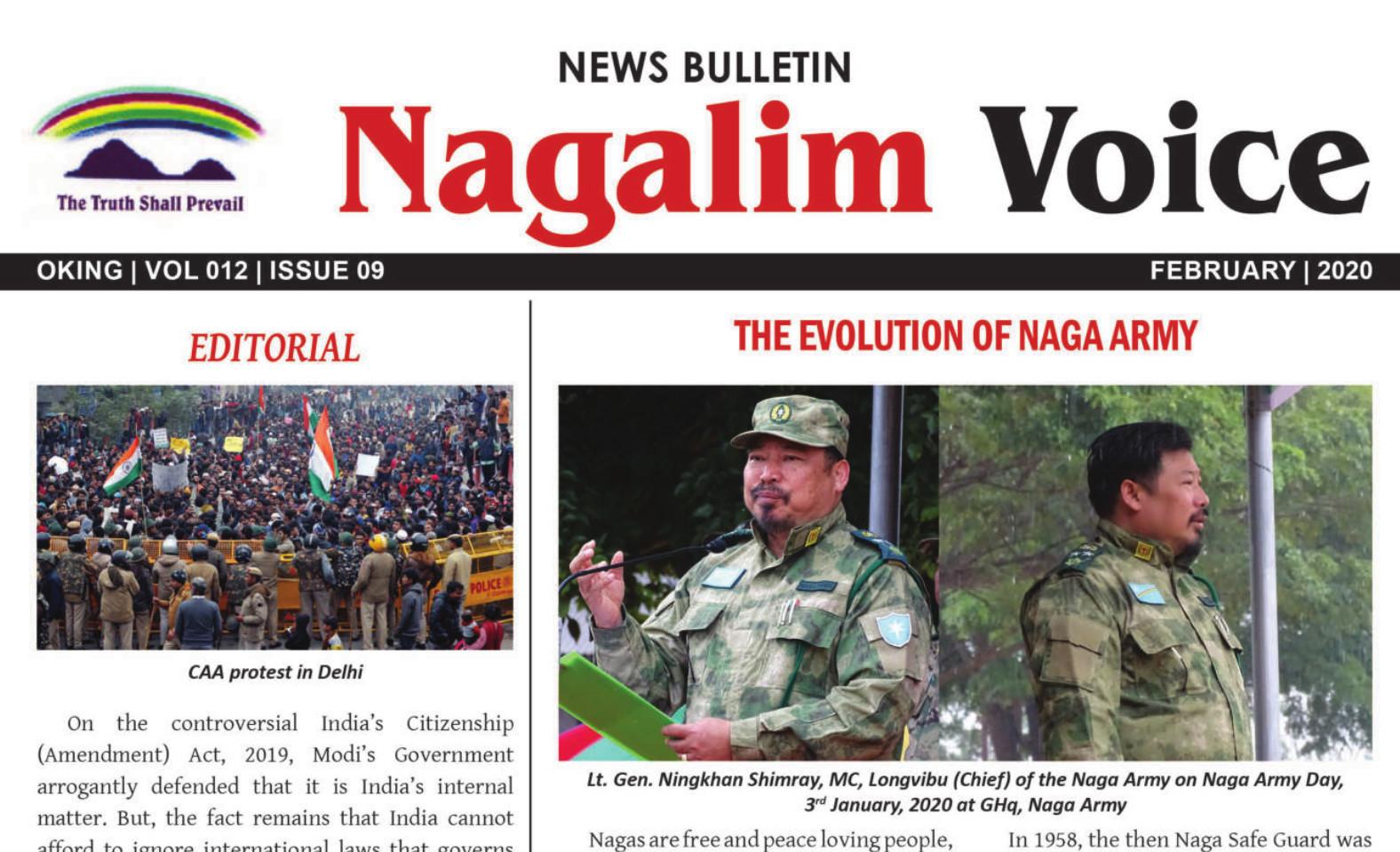 Nagalimvoice February 2020