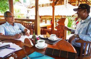 Nyoman Bagiarta & Head of Coffee Corporation
