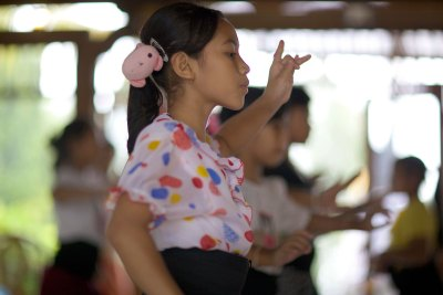 Complex Hand Movements Play a Central Role in Balinese Dance