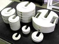 鋳鉄製重錘型ウエイト