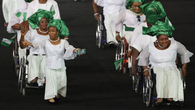 Team Nigeria finishes Rio 2016 Paralympic Games with 12 medals
