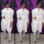 Nigerian Women Agbada Styles (Pictures): 50 Fresh Aso-ebi Ideas for Female Wedding Guests