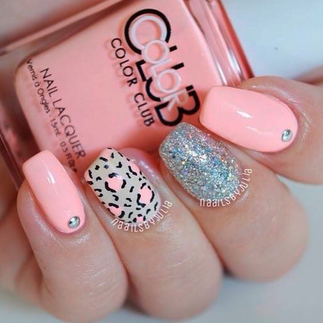Exquisite Pastel Color Nails To Freshen Up Your Look Obsigen