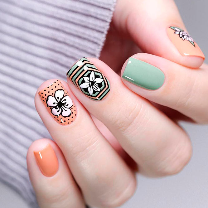Quick and Easy Stamping Flowers