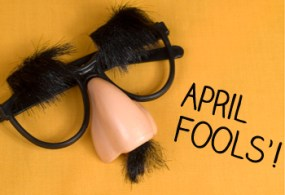 Funny April Fool's day Marriage Proposal