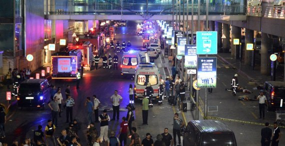 The Suicide Bomb Blast in Turkey's Ataturk International Airport: Things You Need to Know