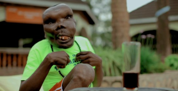 This is Uganda's Ugliest Man: He has 8 Children and Just Did Something Crazy