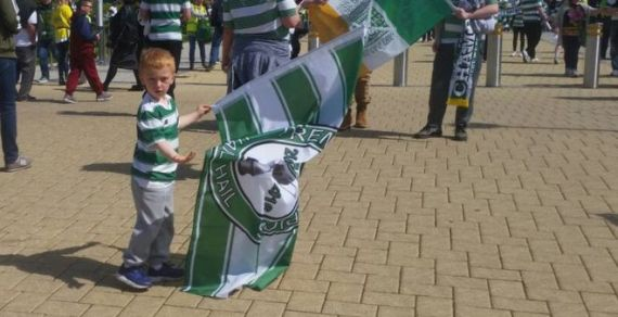 5 Year Old Football Fan Writes His Club to Apologise for Missing a Match