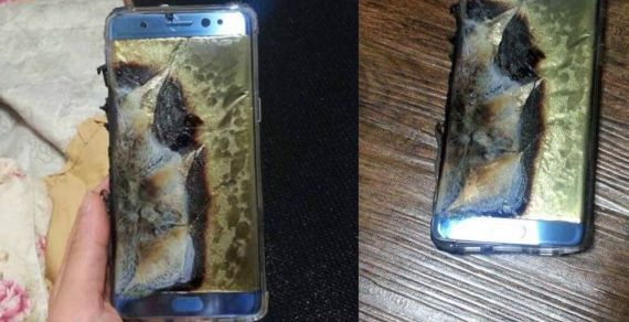 Everything You Need to Know About How Samsung Note 7 is Catching Fire and Blowing up in People's Pockets