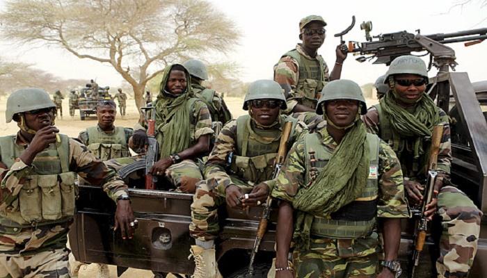 Nigerien special forces prepare to fight Boko Haram in Diffa