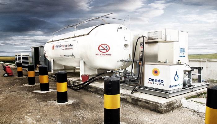oando gas