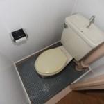 西けやき台団地トイレ