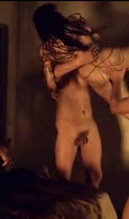 spartacus women nude