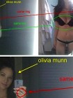 Olivia Munn Nude Hacked & Leaked Cell Phone (Photo)