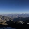Panoramka ze szczytu