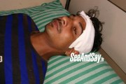 Couple, Three Year Old Child Attacked in Puttur
