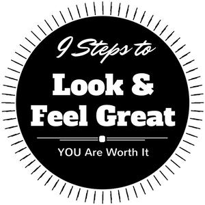 Look & Feel Great Method: Nine Steps to Healthy Lifestyle ...