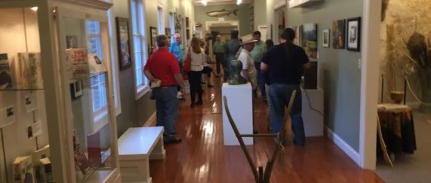 Faulkner & Folk Art Exhibit opens at Union County Heritage Museum
