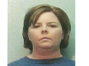 Jennifer Galloway, of Myrtle, MS, was indicted and arrested for embezzlement.