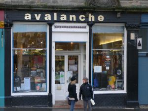 People outside Avalanche