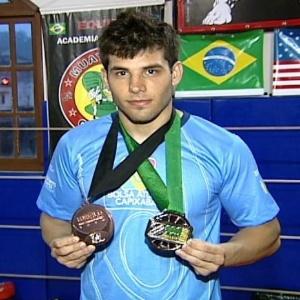 Paulo Agrizzi: infecção de causa desconhecida levou o atleta à morte em dez dias