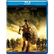 Capa do Blu Ray Tróia.