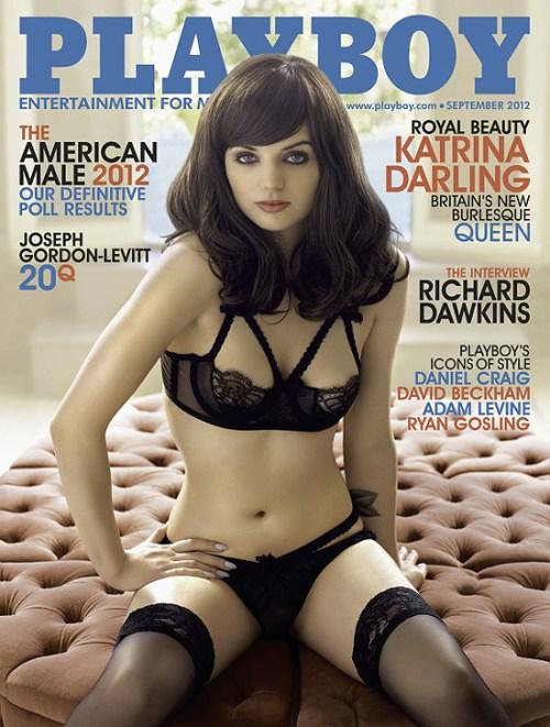 Playboy Katrina Darling