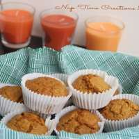 Pumpkin Muffins (healthy!)