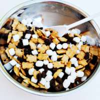 S'mores Trail Mix {Summer Fun part 4}