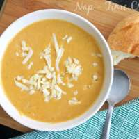 Spicy Sweet Potato Bisque