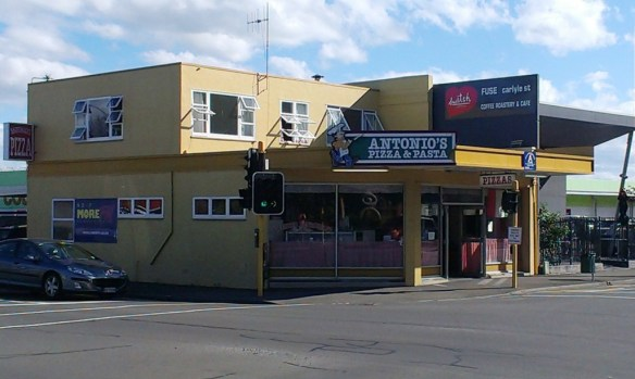 Antonios has been a landmark feature on the corner of Carlyle St since 1990