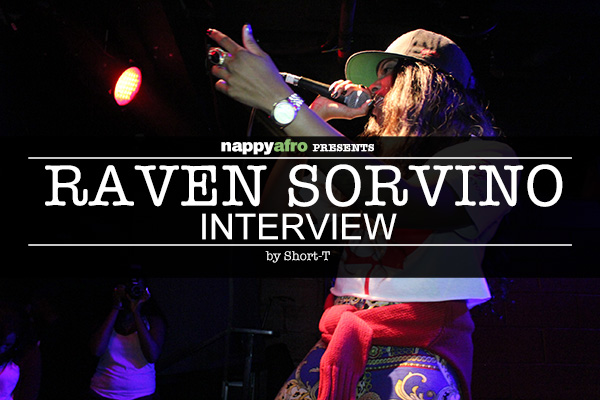 Raven Sorvino Interview