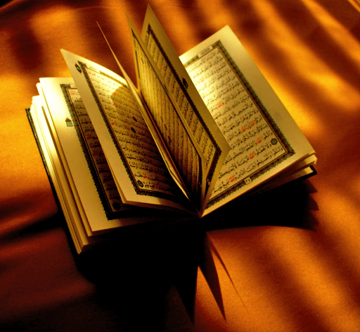 opened quran The Blessed Month of Ramadhan   Marhaban ya Ramadhan!