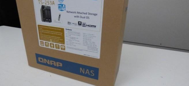 QNAP TS253A