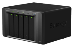 The Synology Expansion DX513 to inscrease capacity on my NAS