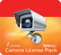 Synology Camera Licence Surveillance NAS