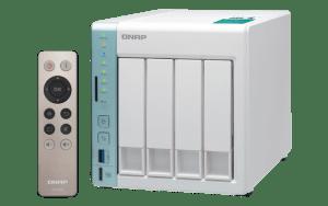 The QNAP TS-451A USB 3.0 DAS and NAS Walkthrough and Talkthrough with SPAN 2