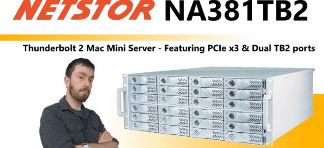 the-netstor-24-bay-thunderbolt2-na381tb2-4u-rack-server-for-your-mac-mini-unboxing-walkthrough-and-talkthrough