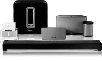 Sonos system NAS which is best plex