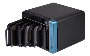 The QNAP TS-253A, TS-453B and TS-653B NAS for Plex, DLNA, VM, Home and Business 123