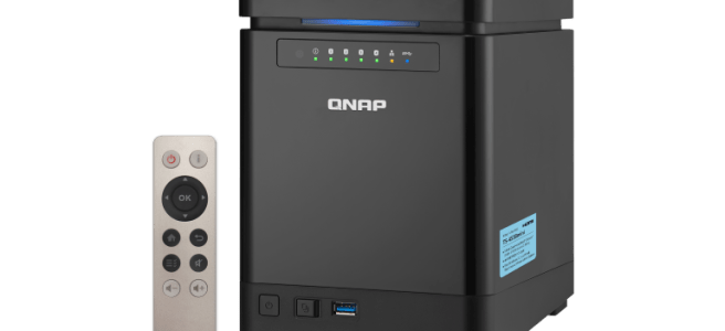 The QNAP TS-453Bmini Micro Power NAS for HDD and SSD Walkthrough and Talkthrough 7