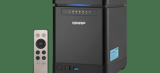 The QNAP TS-453Bmini Micro Power NAS for HDD and SSD Walkthrough and Talkthrough 7